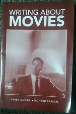 Writing About Movies Academic Analysis Research Gocsik Barsam 2007 1st Edition