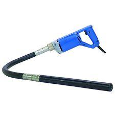 3/4 Hp Concrete Vibrator - 13,000 vibrations per min Lightweight Free Fedex