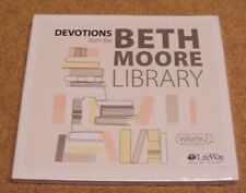 Devotions from the Beth Moore Library Volume 2 on CD Christian Encourage Inspire