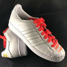 Adidas PHARELL WILLIAMS SUPERSHELL SUPERSTAR S83368 White S83368 8.5