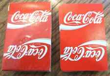 Coca-Cola Playing Deck of Cards Logo Image