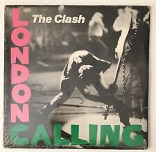 The Clash - London Calling - SEALED / MINT 1979 US 1st Press Vinyl LP E2 36328
