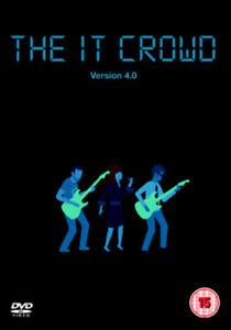 The IT Crowd: Series 4 DVD (2010) Noel Fielding, Linehan (DIR) cert 12