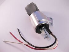 Stopmagnet abschaltmagnet KUBOTA STOP Solenoid Synchro start Syncro Fuel Shut
