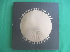 Nightmares On Wax boxed set (2Lps ,book & 2cds) - N.O.W. Is The Time