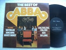 ABBA - The best of ABBA - Rare unseen / unknown THAILAND release LP // EX
