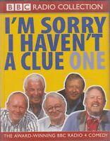 I'm Sorry I Haven't a Clue One 1 2 Cassette Audio BBC Radio 4 Comedy FASTPOST
