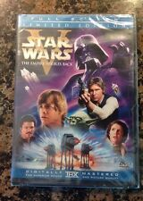 Star Wars:The Empire Strikes Back(DVD,2006,2-Disc,LimitedEdition)NEW AuthenticUS