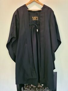 """Ede and Ravenscroft Academic gown size 45"""" / 114cm (XS adult size)"""