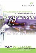 Play 2 Win for Guys: Strategies for Success in the Game of Life