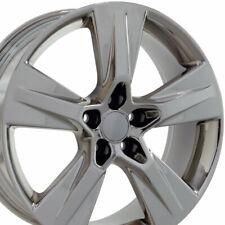 "19"" Rim Fits Toyota Lexus Highlander TY14 Chrome 75163 19x7.5 Wheel"