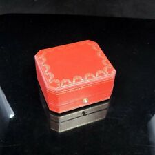 Jewelry & Watches Cartier Ring Jewelry Box Case 100%authentic Cf5139 Sa1
