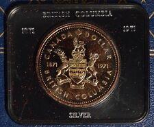 Canada 1971 SILVER Dollar .500 Fine