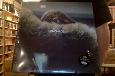 Beyonce Lemonade 2xLP sealed 180 gm yellow vinyl + download + film