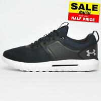 Under Armour Hovr CTW Mens Running Shoes Fitness Gym Black