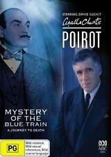 Agatha Christie - Poirot - Mystery Of The Blue Train (DVD, 2006)
