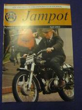 JAMPOT - AJS & MATCHLESS - April 2002 #597