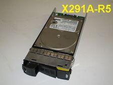 NetApp X291A-R5 450GB FC Fibre Channel 15K Hard Drive