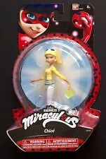 "Bandai Action Heroez Miraculous Chloe Action Figure Doll 5.5"" New"