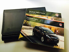 VAUXHALL ZAFIRA TOURER Owners Handbook Manual Pack Genuine New