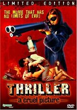 Thriller: A Cruel Picture [Limited Edition] (2004, DVD NEUF)