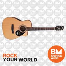 Cort AF515CE Acoustic Guitar Folk Grand Concert Natural Satin Cutaway w/ Pickup