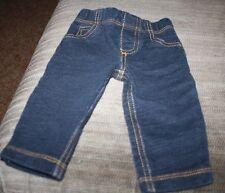 Carter's Infant Jeans size 3 months Pants Denim     -LL