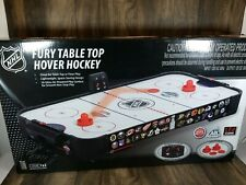 NHL Eastpoint Table Top Hover Hockey Game Air Powered Playfield LED Scoring NEW