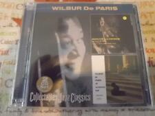 CD Jazz WILBUR de PARIS-Over and Over Again 2 Disc  Collectables Col CD 6600 NM