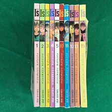 Masakazu KATSURA - IS n. 1-2-3-4-5-10-11-12-13-15 Star Comics (2000/03) 10 manga