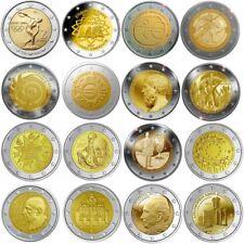 Grecia GRECE Grecia 2004 - 2017 completo di 2 EURO MONETA GRECA COLLEZIONE UNC