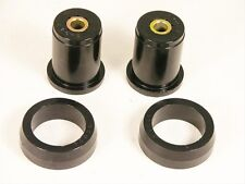 Prothane 6-309-BL Control Arm Bushings, Rear, Polyurethane, Black, Ford, Kit