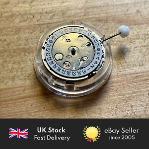 Automatic Mechanical 2813 Watch Movement / DG2813 High Accuracy for Repairs 8215