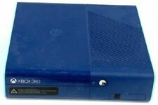 Microsoft XBOX 360 E Blue & Teal Special Edition Console 500GB Complete