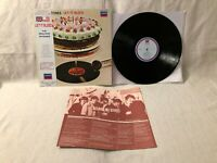 Rolling Stones Let It Bleed LP Vinyl London Records Japan L20P1009 EX/EX