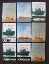 More details for laser 558 and 576 all the hits all the time 80's pirate radio