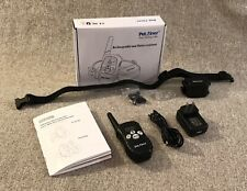 Ipets PET998DRU-1A 309M Remote Dog Training Collar Rechargeable Waterproof Shock