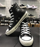Converse Chuck Taylor All Star Fleece Inner High Winter Shoes 154134C Sz 3-13 🔥