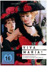 Viva Maria! - Digital Remastered - (Brigitte Bardot) # DVD-NEU
