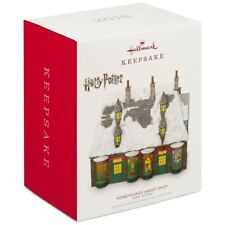 Hallmark 2018 Honeydukes Sweet Shop Harry Potter Christmas Ornament