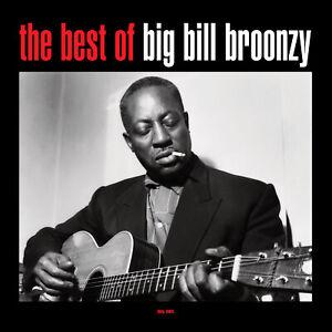 BIG BILL BROONZY The Best Of VINYL LP NEW + SEALED