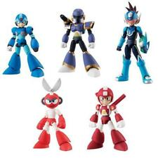 Bandai 66 Action Dash Rockman Vol.2 Candy Toy Action Figure Set of 5