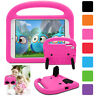 Cartoon Kids Stand Shockproof Handle Cover Case For iPad 234/5 Mini 123 Air2 Pro