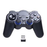 Universal 2.4G Kabellos Spiel Gamepad Joystick Für Android TV Box Tabletten Px #