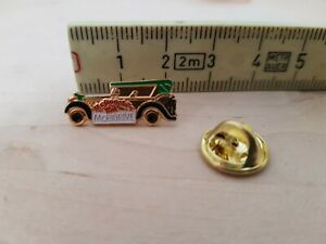 McDonalds McDrive car design Pin, MIT Manager in Training