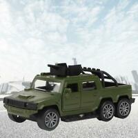 Mini Alloy 1/32 Military Pull-back Car Toy Vehicles Model for Kids Children Gift