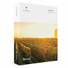 Vinome Dna Test Kit: Genetic Wine Taste Preferences Profile + Curated Wines t.