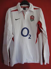 Maillot Rugby Angleterre vintage England Nike BE - L