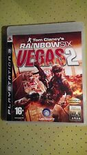Juego Sony PlayStation 3 PS3 Tom Clancy's Rainbow Six Vegas 2 UBISOFT