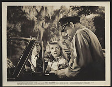 "Original 1947 HUMPHREY BOGART ""Dead Reckoning"" Lizabeth Scott cool car image"